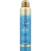 OGX Tousle Spray, Sugar High, Bodifying + Fiber Full, 4