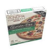 Sonoma Flatbreads Gluten Free Vegetable Pizza