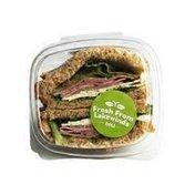 Lakewinds Deli Ham & Swiss Sandwich