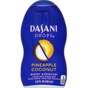 DASANI Drops Flavor Enhancer Pineapple Coconut