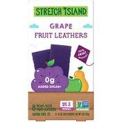 Stretch Island Fruit Original Grape Fruit Leathers
