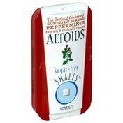 Altoids Mints, Sugar-Free, Peppermints