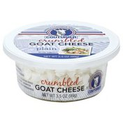 Couturier Goat Cheese, Crumbled, Tub