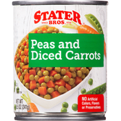 Stater Bros. Markets Peas and Diced Carrots