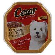 CESAR Canine Cuisine, Beef Tenderloin Flavor