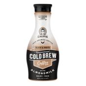 Califia Farms Black & White Cold Brew Coffee with Almondmilk