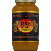 Mikee Duck Sauce, Sweet & Sour