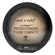 wet n wild PhotoFocus Pressed Powder 821E Warm Light