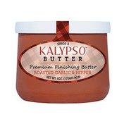 Kalypso Cracked Pepper & Garlic Butter