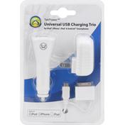 Symtek USB Charging Trio, Universal
