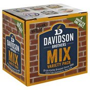 Davidson Brothers Beer, Mix Variety Pack