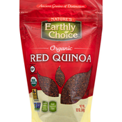 Nature's Earthly Choice Red Quinoa, Organic