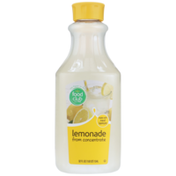 Food Club Lemonade From Concentrate