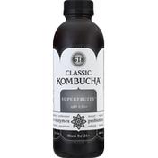 GTs Kombucha, Classic, Superfruits