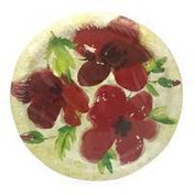 First Street Artstyle Fiesta Floral Paper Plate 6.75 Inch