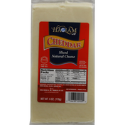 Haolam Cheese Slices, Cheddar