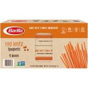Barilla® Red Lentil Pasta, Gluten Free Pasta, Spaghetti