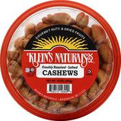Klein's Naturals Cashews, Freshly Roasted, Salted