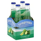 Seagram's Malt Beverage, Cucumber Lime
