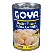 Goya Premium Butter Beans