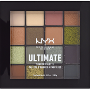 NYX Professional Makeup Shadow Palette, Ultimate Utopia USP12,