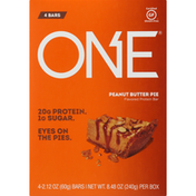 One Protein Bar, Peanut Butter Pie