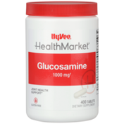 Hy-Vee Healthmarket, Glucosamine 1000 Mg Joint Health Support Dietary Supplement Tablets