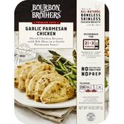 Bourbon Brothers Garlic Parmesan Chicken