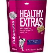 Eukanuba Puppy Baked Bars Eukanuba Healthy Extras Puppy Baked Bars