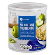 Southeastern Grocers All Vegetable Shortening
