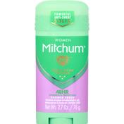 Mitchum Antiperspirant & Deodorant, Shower Fresh, Women, Invisible Solid