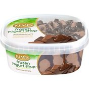 Kemps Chocolate Lovers Frozen Yogurt