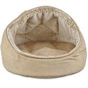 "Harmony 17"" x 16"" Tan Dome Cat Bed"