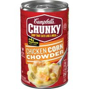 Campbell's® Chunky® Chicken Corn Chowder