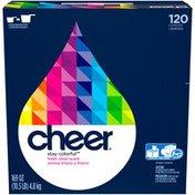 Cheer Powder Laundry Detergent, Fresh Clean