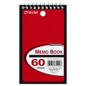 Top Flight Memo Book, 60 Sheets