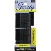 Goody Bobby Pins, Black