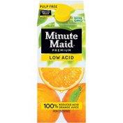 Minute Maid Orange Reduced Acid Juice, Fruit Juice Drink