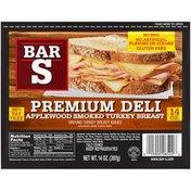 Bar-S Premium Deli Applewood Smoked Bar-S Premium Deli Applewood Smoked Turkey Breast