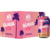 Golden Road Brewing Guava Dia Blonde Ale Beer Cans