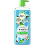 Herbal Essences Hello Hydration 3-in-1 Shampoo Conditioner Body Wash