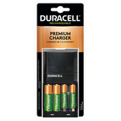 Duracell Premium Charger Rechargeable
