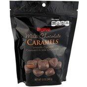 Hy-Vee Milk Chocolate Caramels
