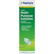 TopCare Multi-Purpose Solution, Sterile
