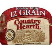 Country Hearth Bread, Dakota Style 12 Grain