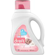 Dreft Detergent, Stage 1 (Newborn)