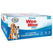 Four Paws X-Large Wee Wee Housebreaking Puppy Pads