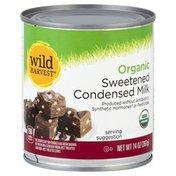 Wild Harvest Condensed Milk, Sweetened