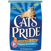 Cat's Pride Premium Cat Litter Fresh & Clean