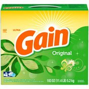 Gain HEC Ultra Original Powder Laundry Detergent